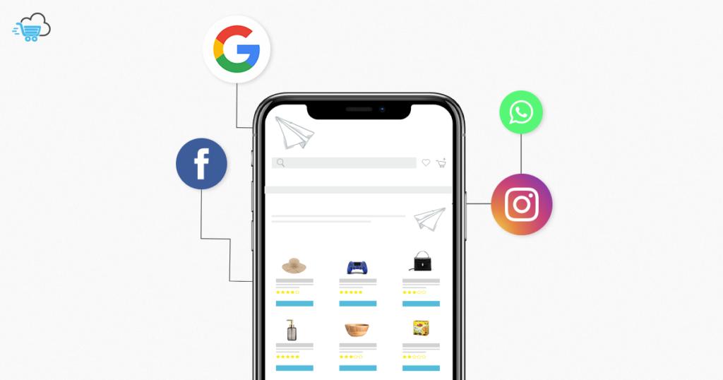كيفية عمل موقع للبيع والشراء والترويج له