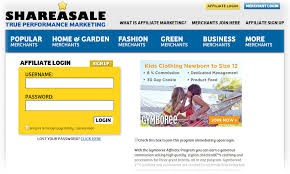 Affiliates ShareASale