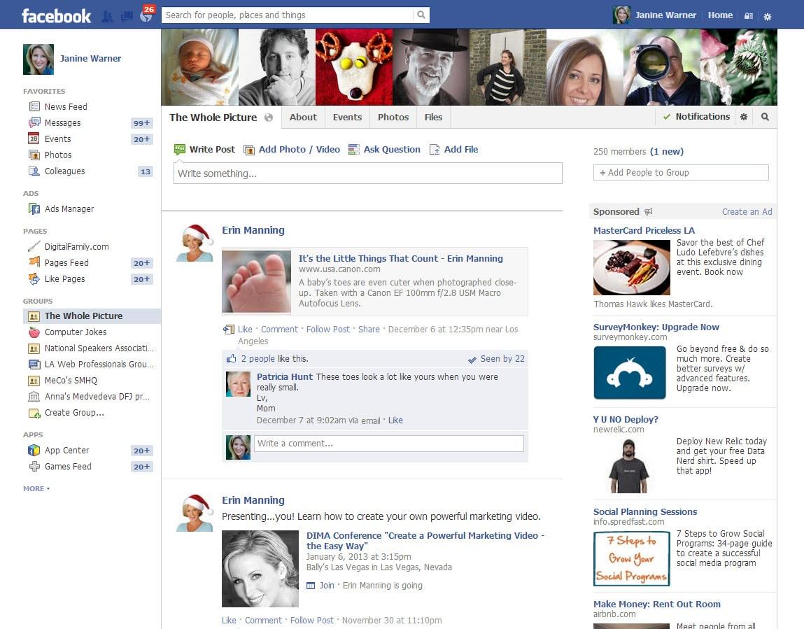 التسويق عبر جروبات الفيس بوك