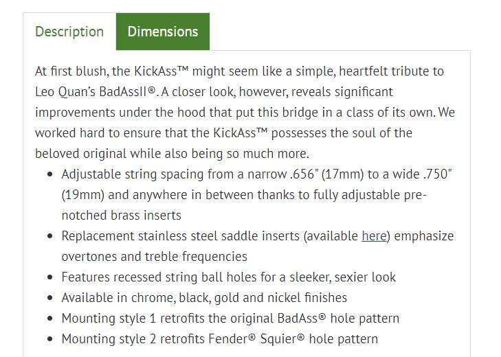 Technical description example: musical instrument