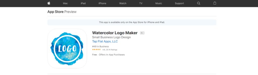 تطبيقات لتصميم شعار لمتجرك الإلكتروني