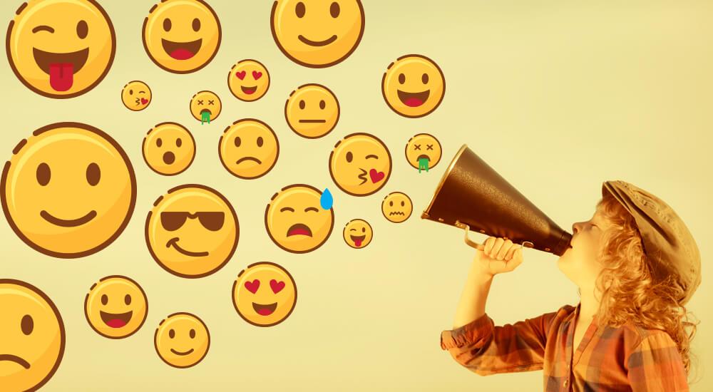 أهمية استخدام Emojis في التسويق