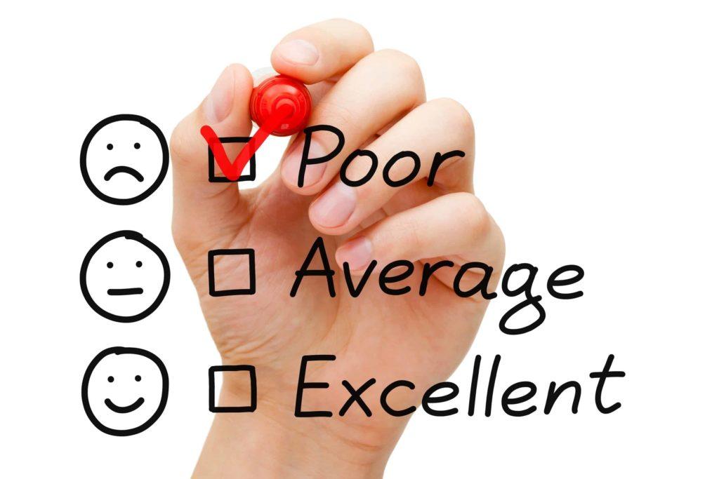 مؤشرات قياس الأداء وأراء العملاء