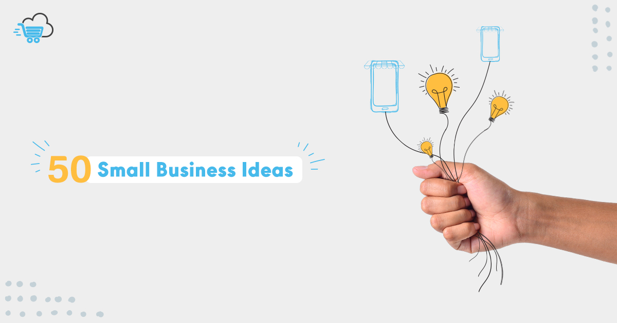 Best Small Business Ideas 2020