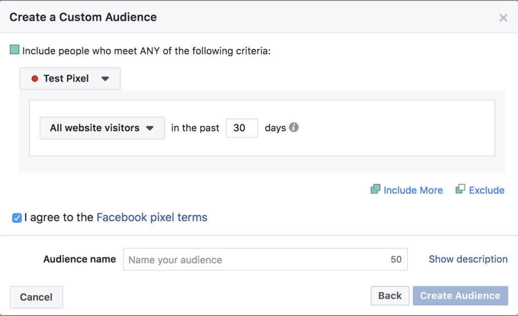 أهمية استهداف العملاء على الفيس بوك