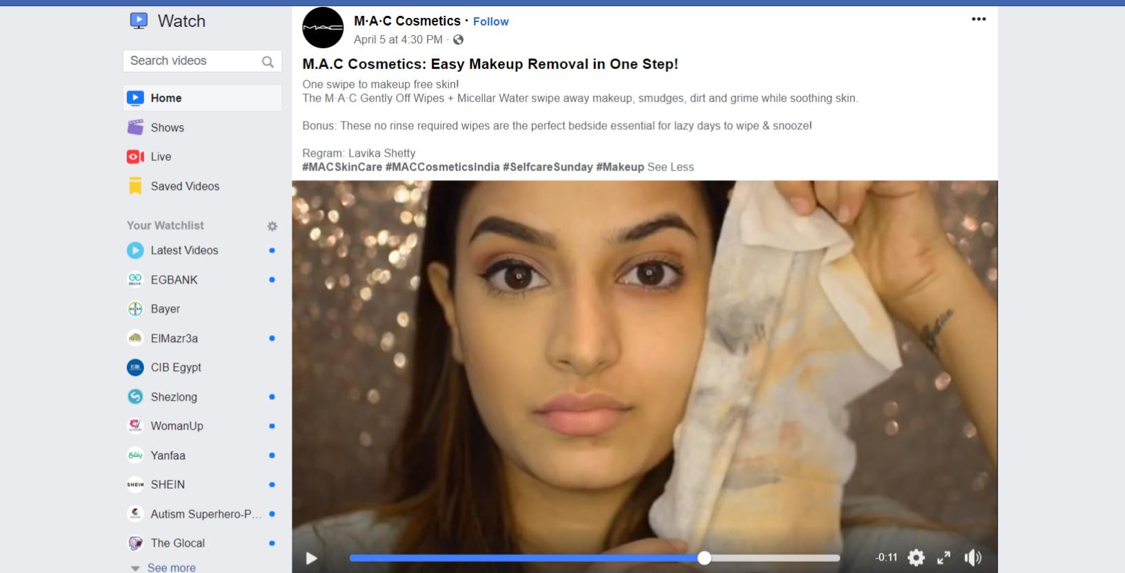 استراتيجيات المحتوى البصري للترويج عن متجرك