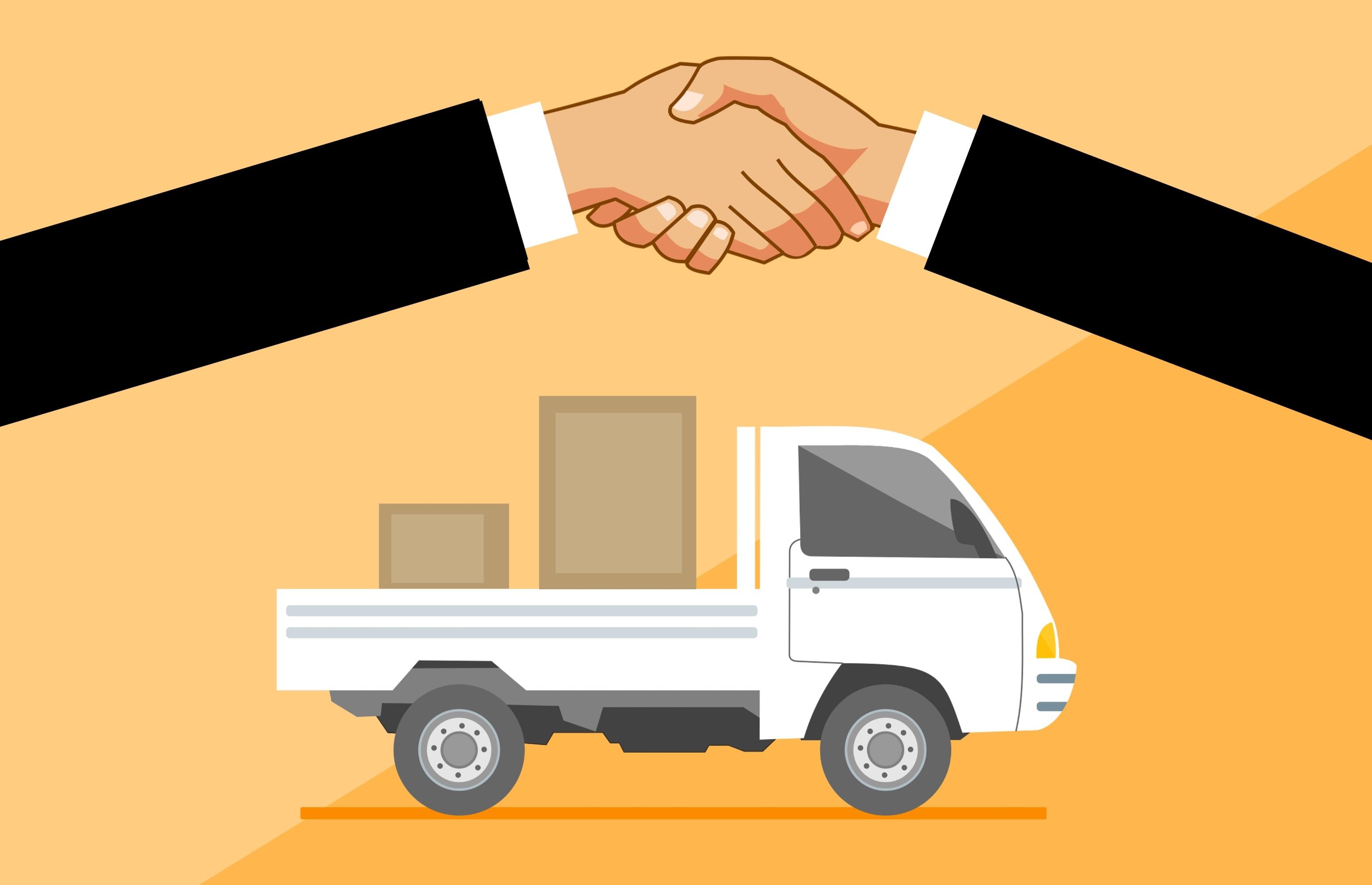 كيفية اختيار شركة الشحن المناسبة