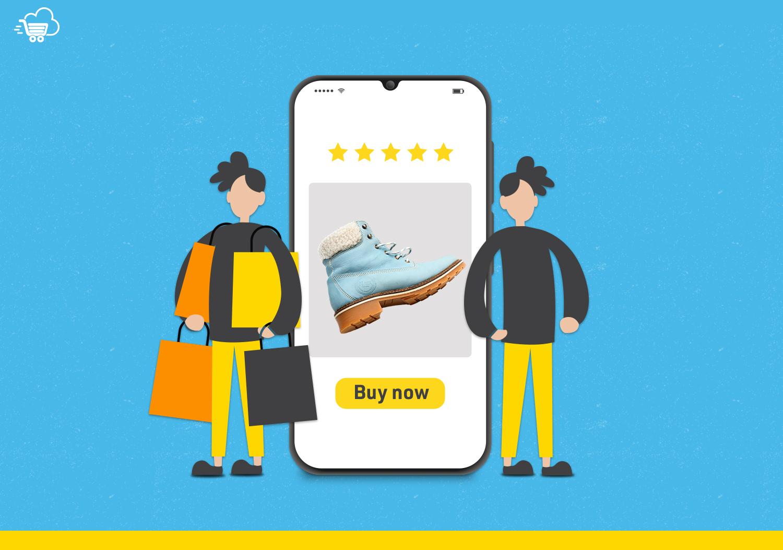 استراتيجيات تحويل زوار المتجر إلى مشترين