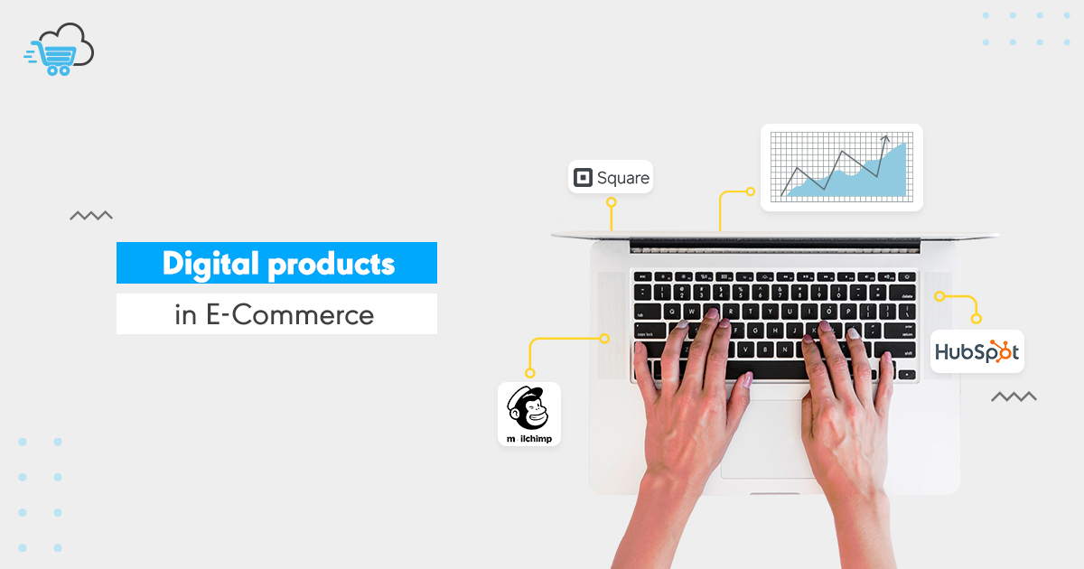 Digital Products niche in Ecommerce