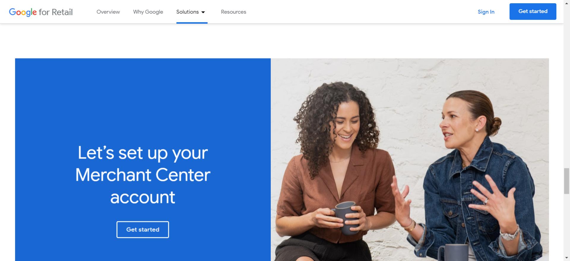 أهمية Google Merchant لمتجرك االلكتروني الـ احترافي