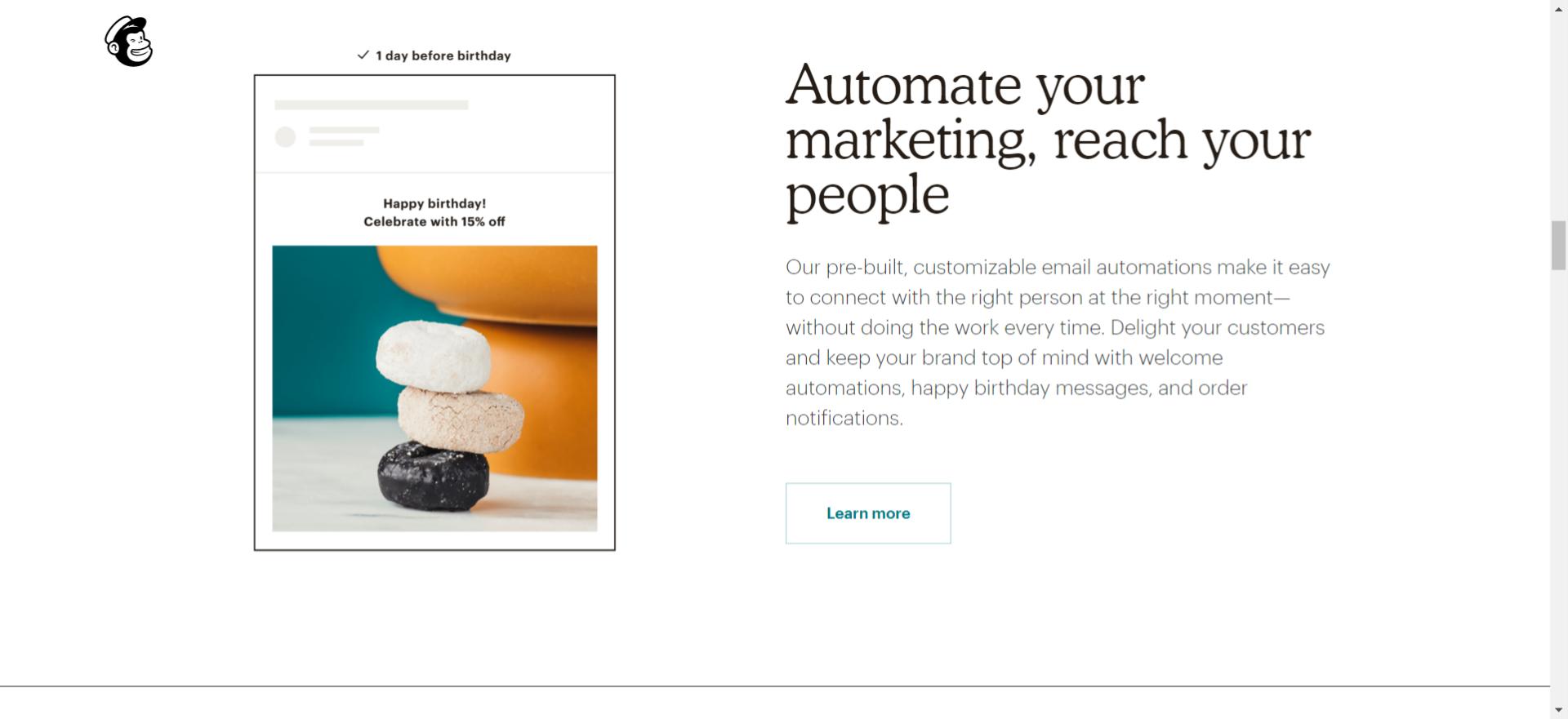 Mailchimp لنجاح حملات التسويق عبر البريد الإلكتروني