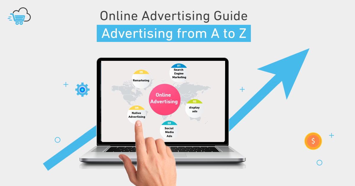 online advertising - digital advertising - media - ads