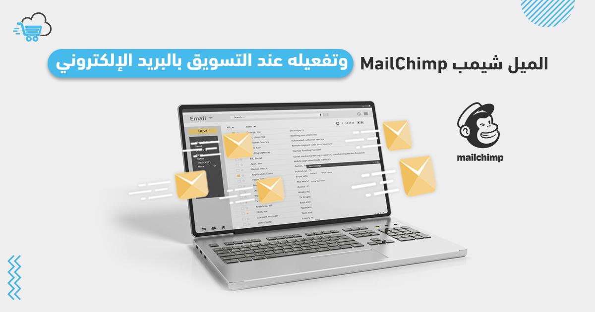 التسويق بالبريد الإلكتروني - ميل شيمب Mailchimp