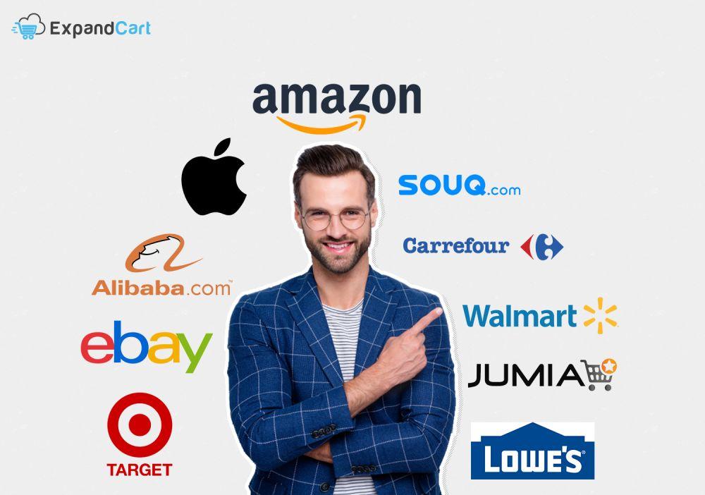Ecommerce branding - eCommerce Brands Logos