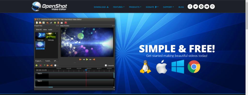 برامج تحرير وتعديل الفيديوهات