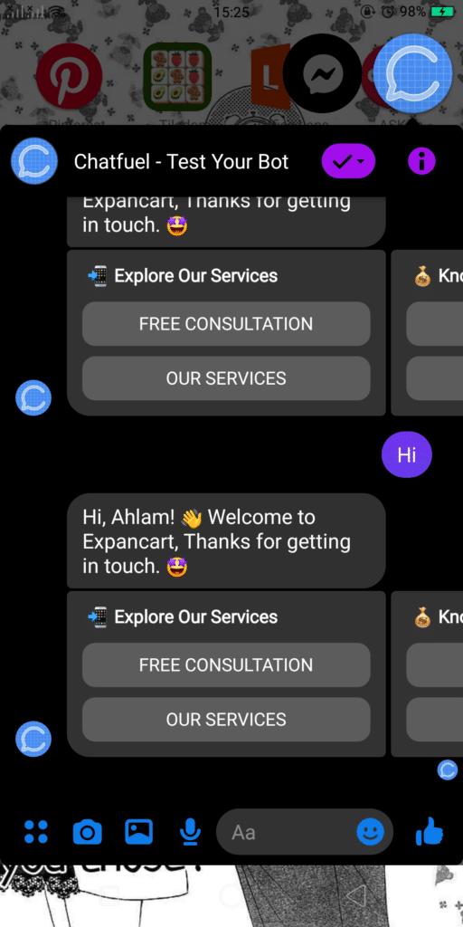 chatbot easy setup