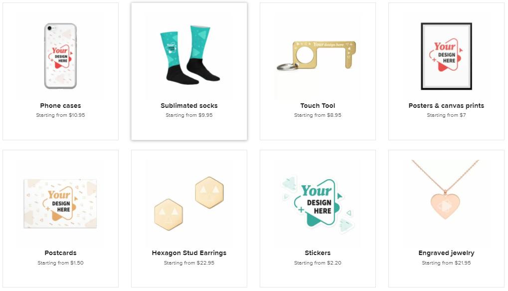 افكار مشاريع صغيرة براس مال صغير مربحة جدا وغير مكلفة - Printful