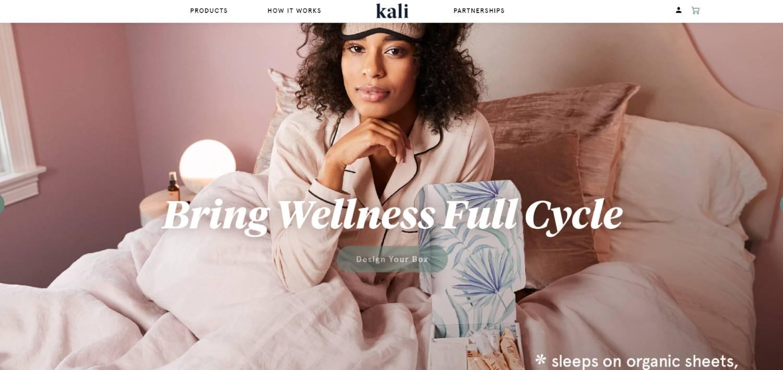 Kali Subscription Business Model