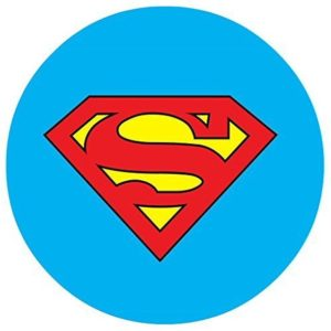Superman Shield logo