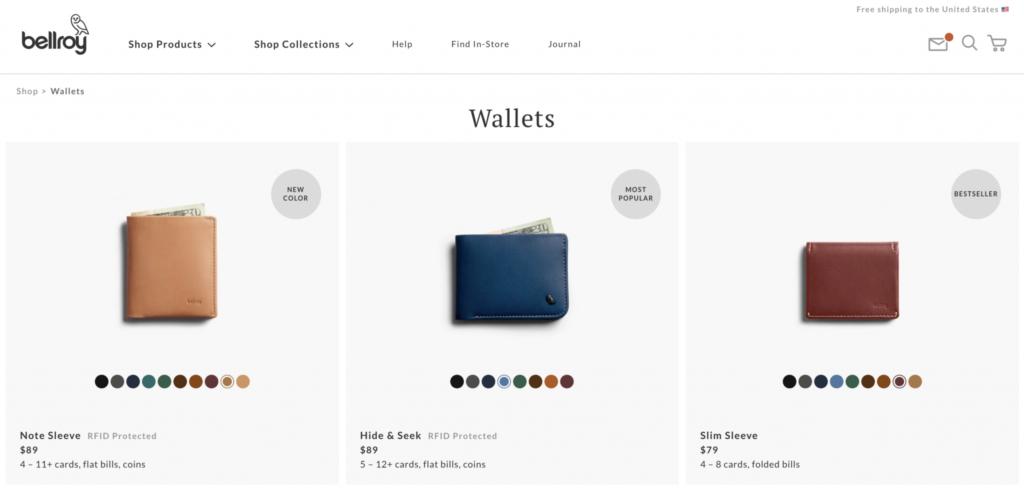الترويج البصري Visual Merchandising